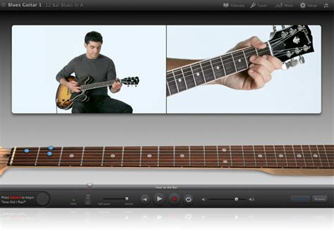 Garageband Guitar Lessons Apple Canada Garageband Learn About Flex Time And