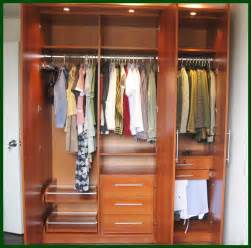 Clothes Closet by Wood Clothes Closet Decosee