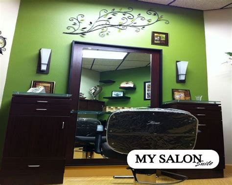 hair salon suite decor choose your color and we ll paint your suite for you salon stuff