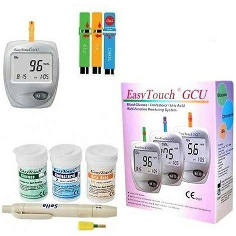 Jual Alat Tes Tekanan Darah jual alat tes gula darah kolestrol dan asam urat
