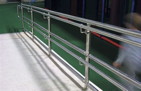 Handicap Stair Rail Sunrail Accesseasy Ada Handicap Accessibility Railings