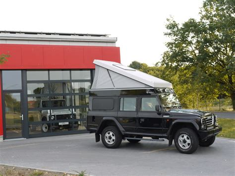 Custom Campers   Iveco Massif Aufstelldach