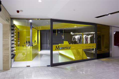 design the layout of a housekeeping store maurice dry cleaners by snell architects sydney 187 retail