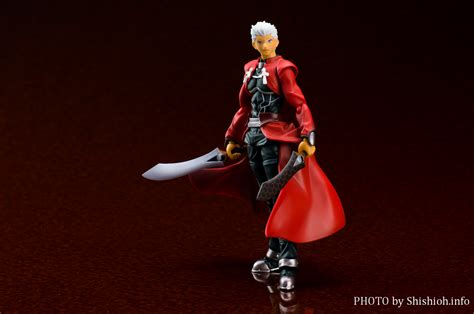 Ngf254 Figma 223 Archer Fate Stay レビュー マックスファクトリー figma 223 アーチャー fate stay