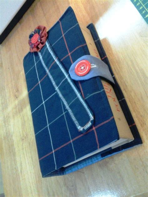 Easy Diy Cover by Easy Diy Fabric Book Cover Book Crafts