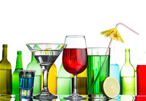 alcoholic drinks the mechanism behind alcohol and how to avoid a hangover