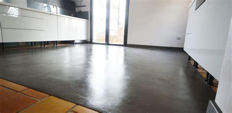 Exceptionnel Quel Sol Pour Une Cuisine #1: beton-cire-cuisine-biologement.jpg