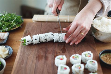 Colorful Kitchen Ideas by Diy Sushi At Home With A How To Video Snixy Kitchen