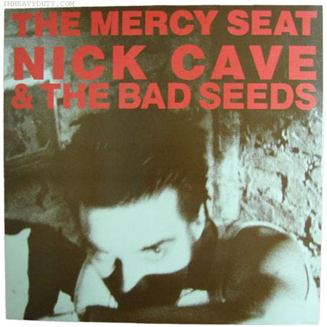nick cave mercy 3551764662 nick cave and the bad seeds the mercy seat