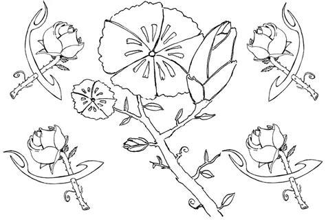figuras geometricas para colorir top para colorir flores images for pinterest tattoos