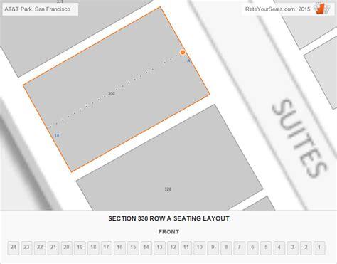 at t park seating map san francisco giants at t park seating chart interactive