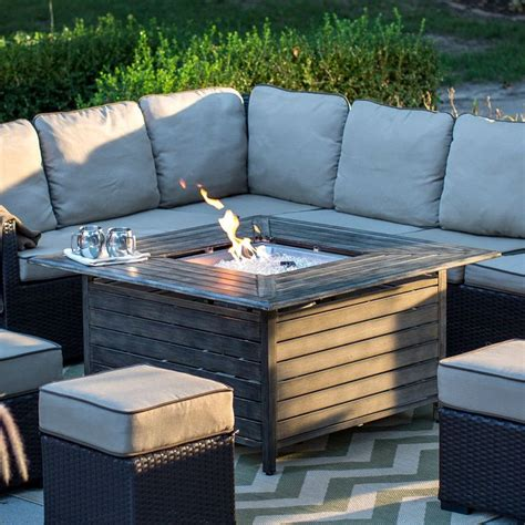 diy firepit table 25 best ideas about pit propane on