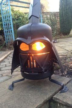 diy darth vader pit 1000 images about pits on pits log