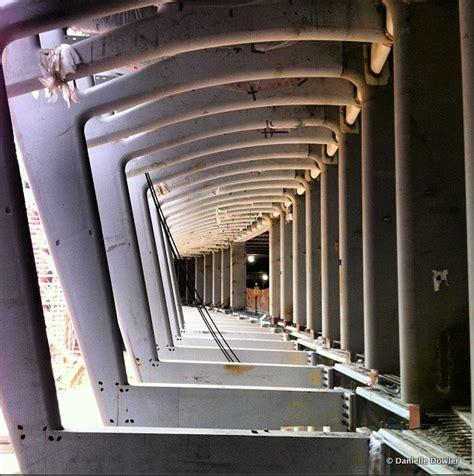 World Trade Center Interior by Inside Construction Of 1 Wtc 9 11 Museum And Calatrava