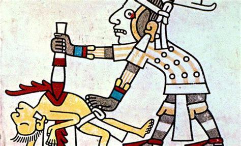 imagenes de sacerdotes aztecas los sacrificios humanos durante el imperio azteca de10