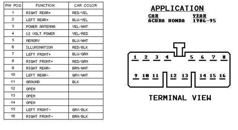 1999 honda accord stereo wiring diagram 39 wiring