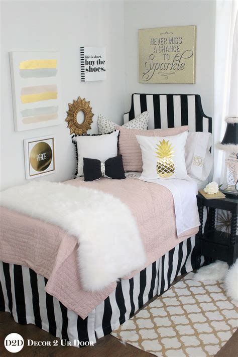 Black And Gold Crib Bedding Blush Black Gold Fur Designer Bedding Set