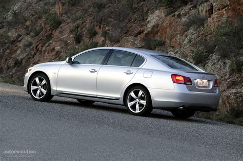 lexus sedans 2005 lexus gs specs 2005 2006 2007 2008 autoevolution