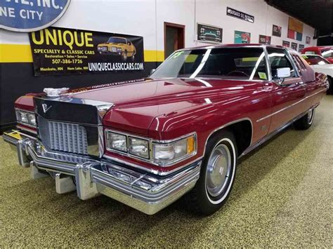 1975 cadillac for sale 1975 cadillac for sale classiccars cc 1038422