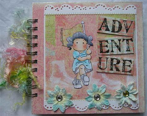 Handmade Scrapbook Albums - ooak handmade adventure travel marching scrapbook photo