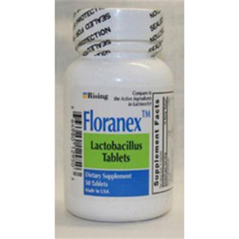 Suplemen Tf Bettymills Probiotic Dietary Supplement Floranex 50 Per