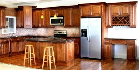Paneled Kitchen Cabinets by Choosing Between Raised Recessed Cabinet Panels The