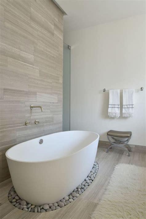spa feel bathroom 25 ways to include negative space into your interior