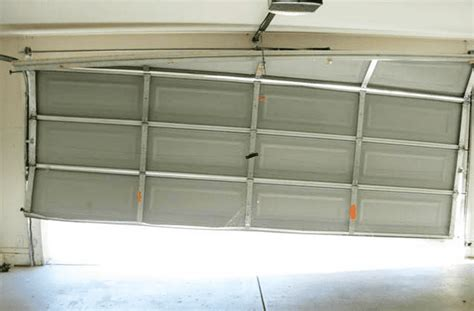 How To Balance A Garage Door How To Balance Your Garage Door To Become Level