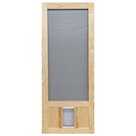 32 in x 80 in chesapeake series reversible wood screen