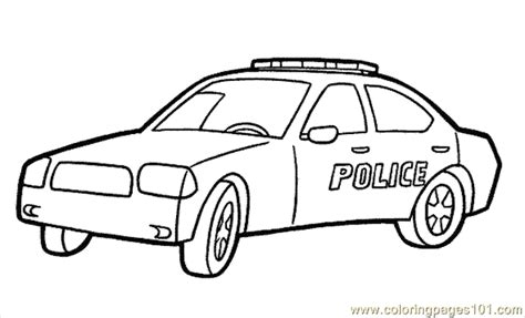coloring pages police truck police car coloring pages sketch coloring page