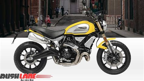 ducati scrambler  launched  india price rs
