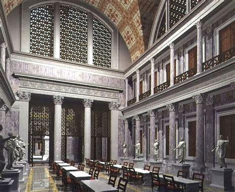 Antique Empire 5574 by Biblioteca De Trajano Rome Rome And