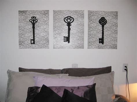 lacy key 10 stunning diy skeleton key home decor