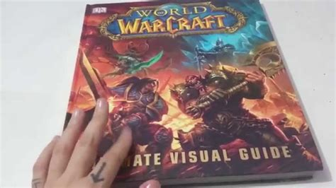 world of warcraft ultimate visual guide gratis libro pdf descargar world of warcraft the ultimate visual guide youtube