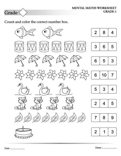 maths worksheets for 7 year olds boxfirepress