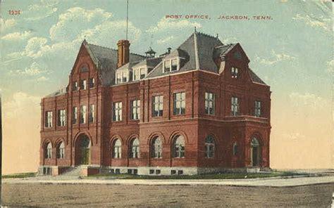 vintage postcards of jackson tennessee