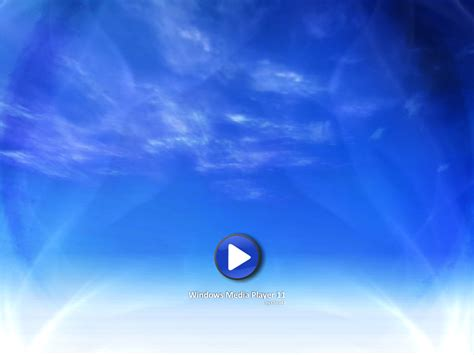 Desktop Wallpaper Video Player | windows media player 11 wallaper windows media player 11