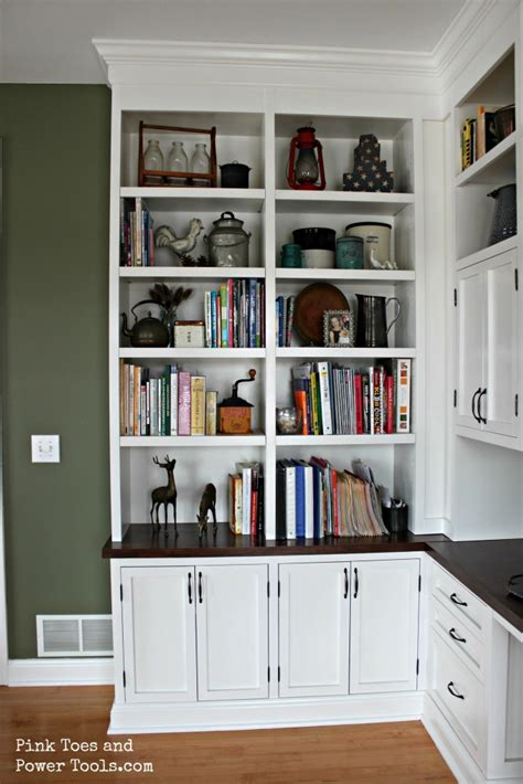 dining room bookshelves dining room home office styled bookshelves pink toes