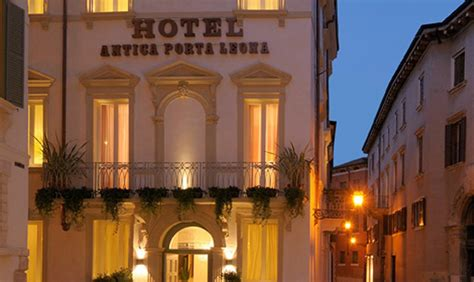 porta leona verona hotel antica porta leona 4 stelle verona