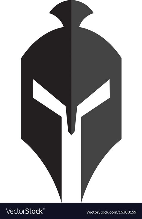 spartan mask template images