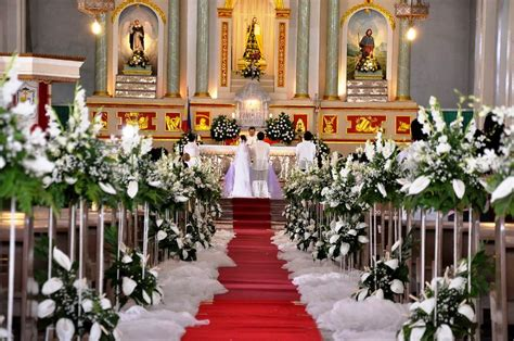 Christian Wedding Reception Decorations by 20 Church Wedding Ideas To Make It Special