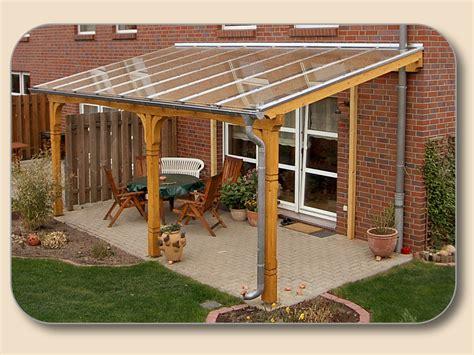 terrassenüberdachung komplettset neu terrassen 252 berdachung g 252 nstig selber bauen design ideen