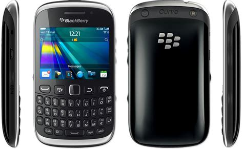 Hp Blackberry Curve 9320 blackberry curve 9320 mobile phones review smartphones