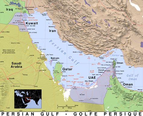 tensions in the gulf the bl nkpage