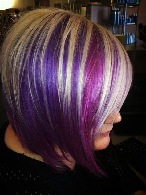 platinum highlights hair cuts 45 best short layered haircuts for thin hair images on