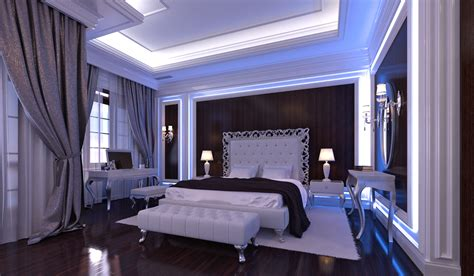 neoclassical interior design ideas indesignclub glamour bedroom interior in luxury