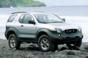 2001 Isuzu Vehicross Review Isuzu Vehicross Reviews Research New Used Models