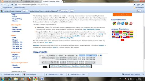 tips menulis soal tes di sekolah menggunakan microsoft rosa s blog cara menulis rumus di blog
