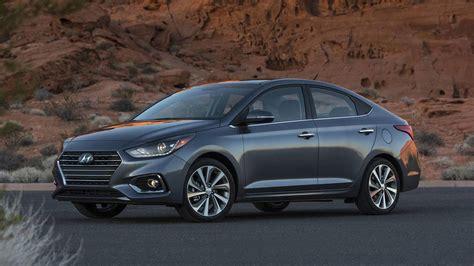 2020 Hyundai Accent by 2018 Hyundai Accent Drive Cheap Refinement