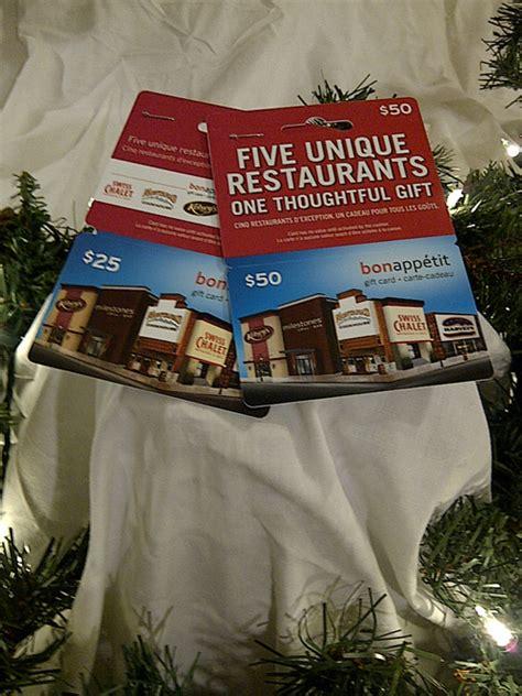 Bonappetit Gift Card - bon appetit gift card